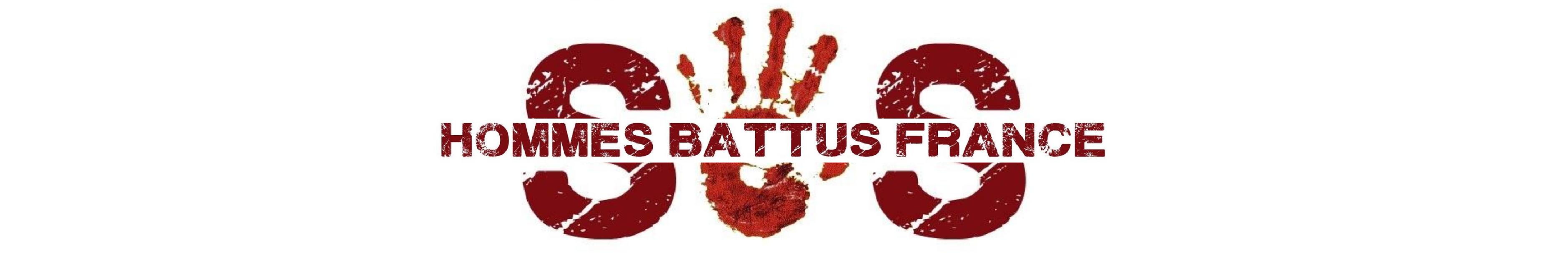 SOS Hommes Battus France Logo